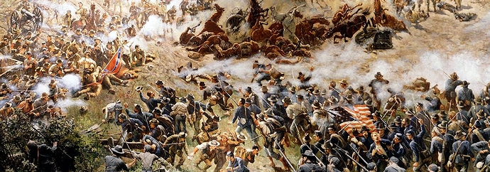 Civil War - Battle of Atlanta