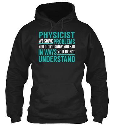 حل مسئله فیزیکدانها