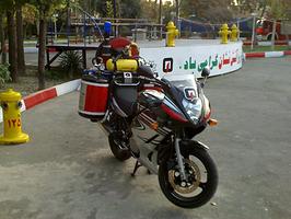 موتورهای آتشنشان