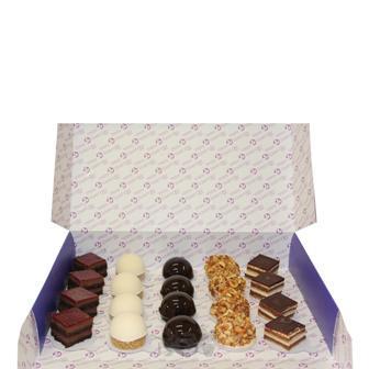 هزینه ی جعبه ی شیرینی