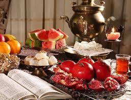 خاطرات و رسمهای شب یلدا