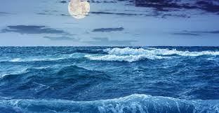 اثرات وجود ماه بر روی شرایط زمین