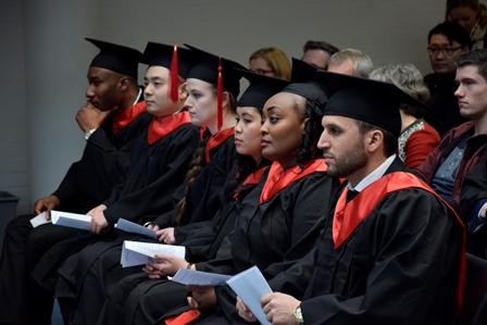 Wittenborg University Master Graduates