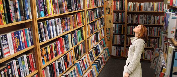 پیدا کردن کتاب های خوب