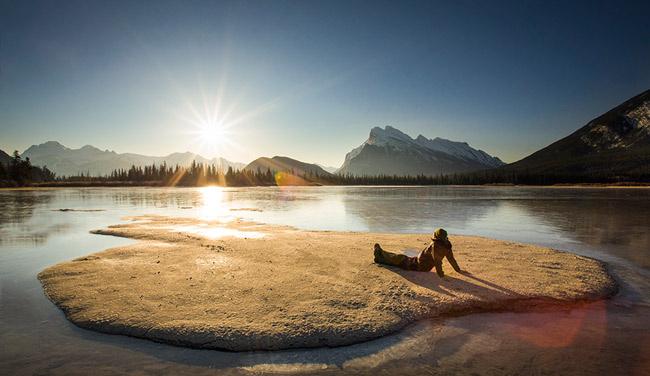 منشا آرامش ناشی از طبیعت