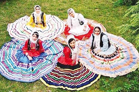 لباسهای محلی به عنوان پوشش عرف