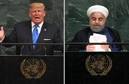 امکان دیدار ترامپ و روحانی