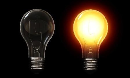 چراغ های روشن مکان های عمومی